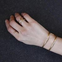 millieto reine secret diamond ring / w GOLD