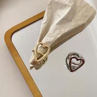 【プチプラ♡】Big Heart Ring♡【アクセサリー】A18