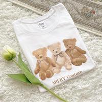 【ネーム入り】Bear Brothers Tシャツ♡