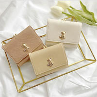 Teddy Bear Mini Wallet♡ミニ財布【即納】