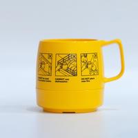 DINEX MUG yellow