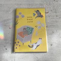 oriental berry  2020スケジュール手帳 yellow freely