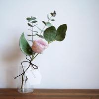 mother's day  ハイクオリティドライフラワーセット / PINK ROSE
