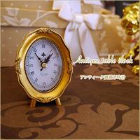 アンティークスタイルクロック(ゴールド)商品番号yp-ac-01804