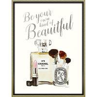 オマージュキャンバスアート「ユアオウンビューティフル」 L 額絵 プチアート 【yp-bc-18012】