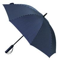 扇風機付き日傘 晴雨兼用 60cm 扇風機日傘【レジメンタル】