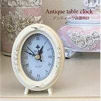 アンティークスタイルクロック(アンティークバニラ)商品番号yp-ac-01806