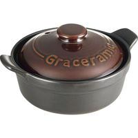 陶製洋風土鍋 ks-gc-01[17cm]