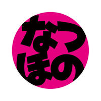 缶バッヂ(ピンクロゴ)