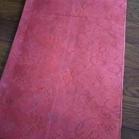 八寸袋名古屋帯(花と唐草)