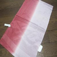 帯揚げ (薄紫とピンク)新品 送料込