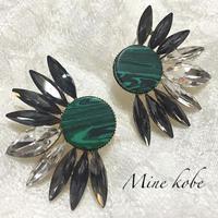 green wood bijou pierce