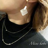 asymmetry square  plate pierce