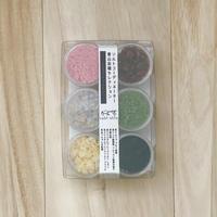 tabishio select カラフルソルト(6種)