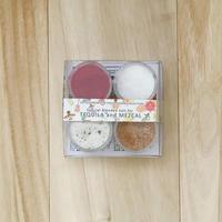tabishio select テキーラ・メスカルのための塩(4種)