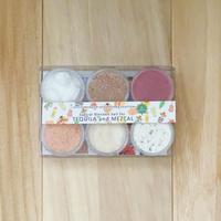 tabishio select テキーラ・メスカルのための塩(6種)
