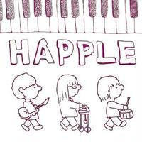 HAPPLE 1st single 『おかえり』*通常盤