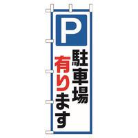F05-11 駐車場有ります(青色)