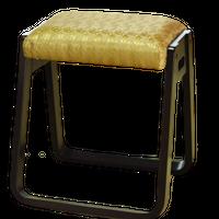 F08-10金花お参り椅子(布)H43.5