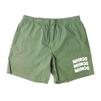 WALL LOGO BEACH SHORTS