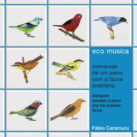 EcoMúsica / Fábio Caramuru (CD)
