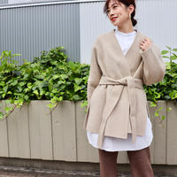 TODAYFUL Wool Short Gown 11920001 J1016