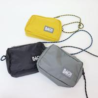 BACH 2wayサコッシュ ACCESSORY BAG B2010