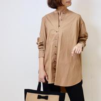 Abientot original item!|オリジナルノーカラーオーバーシャツ|T1050