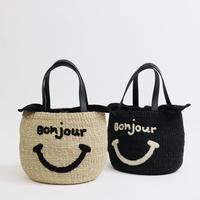 a-jolie Bonjourかごバッグ E04104 B2017