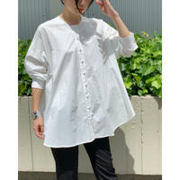 Abientot original item!|ノーカラーオーバーシャツ '20 a/w|T2093