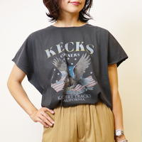 "MICA&DEAL|GOOD ROCK SPEED コラボレーションtee|""KECKS""