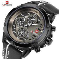 NAVIFORCE メンズ 腕時計 ウォッチ クォーツ 防水 カレンダー ルミナスハンズ スポーツ 男性用 カジュアル ファッション ビジネス NF9110(kk04608)