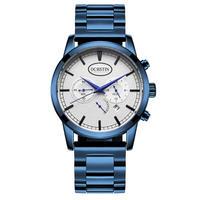 メンズ腕時計 高級ブランド OCHSTIN 男性 スポーツ時計 クォーツ時計 ステンレス レロジオ Masculino/blue 067D(mk00253)