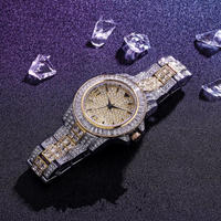 MISSFOX メンズ レディース 腕時計 ウォッチ 豪華 オマージュウォッチ クォーツ 防水 ステンレス ユニセックス(kk04511)