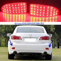Lexus LED リアライトテールライトテールライト LED リアバンパーライトテールライト IS250 IS300 IS350 GSE20 2006-2013(kk04187)