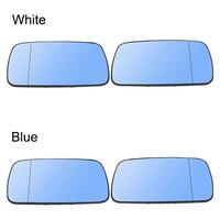BMW用 リアビューミラーガラス 左右サイドミラーガラスLR E39E46320i 330i 325i 525i 1ペア (mk00322)