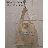 日本未入荷 【PRIMARK プライマーク】エコバッグ ロゴ