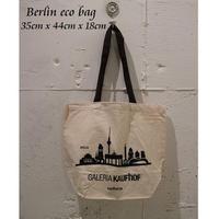 ドイツセレクト  ベルリン エコバッグ  輸入雑貨