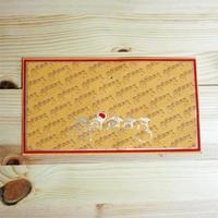 インド封筒・ご祝儀袋-ヒンディ(タッセル付き)