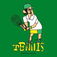 TENNIS    KID's T-shirts