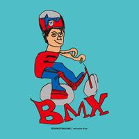 BMX  KID's T-shirts