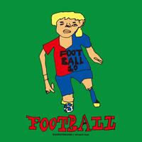 FOOTBALL     KID's T-shirts