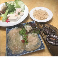 フカヒレとあわび鍋(1人前)