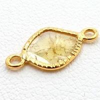 グレードアップしたワンランク上の「私」を目指したい貴方へ・・・♡鉱物界の女王「ダイヤモンド」×金属の持つ「K18」パワーでステージアップ&ミラクル開運!「K18×ダイヤモンドパーツ」