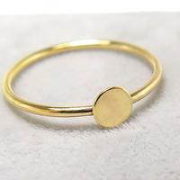 お好みの石で自分だけの指輪が作れちゃう♪♥️MIRIAM カスタムオーダー【14kgfリング台】