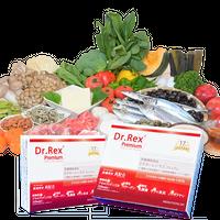 基本的な身体作りのサポートに…!消費者庁が定める17種類の必須栄養素と珪素をバランス良く摂取できるオールインワン・バランス栄養機能食品「Dr.Rex Premium」(ドクターレックスプレミアム)