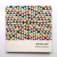 私「MIRIA」の熱いリクエストによって誕生…!フィボナッチ・リュカ・ヴァドヴァン数列☆彡自然界の黄金比を用いて作られた アウェイクンアーティスト「伊藤誌哉氏」による「マトリックス覚醒アートBOOK」