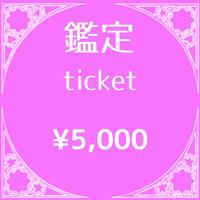 ¥5,000チケット