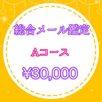 総合鑑定<Aコース>用¥30,000チケット