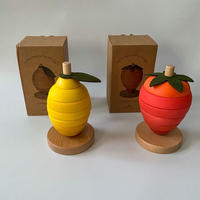 【Konges Sløjd】STACKING FRUITS